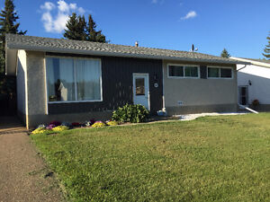 3 Bedroom House for Rent in Peace River