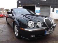 Jaguar S-TYPE 3.0 V6 1999 112000 S/H + RECEIPTS+ NEW MOT+ 2 KEYS
