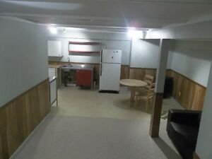 A bedroom in basement available immediately - West End