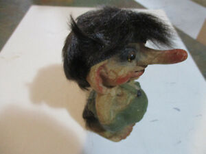 Vintage NyForm Handmade Troll---Handmade in Norway Kitchener / Waterloo Kitchener Area image 3