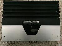 Alpine 4 channel amp!