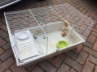 Guinae Pig/Rabbit Cage (Indoor)