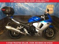 SUZUKI GSX650 GSX650 FL0 GENUINE LOW MILEAGE ONLY 4020 ONE OWNER 2011 11