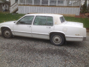Low kms 1991 Cadillac DeVille