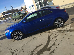 2011 Kia Forte Coupe (2 door)