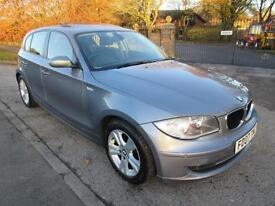 BMW 118 2.0TD AUTO SE STUNNING EXAMPLE GREAT SPEC READY TO DRIVE AWAY