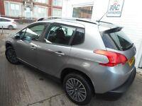 Peugeot 2008 ACTIVE (met grey) 2015