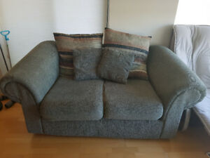 good condition and comfortable couch