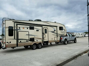 2017 Flagstaff by Forest River NEW! 8528CKWSA