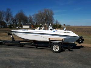 bateau glastron 175 1990