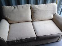 SOFABED - 2 Seater Double sofa bed.