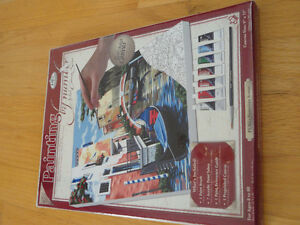 Paint by numbers canvas and paint set - Brand new London Ontario image 4