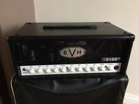 Evh 5150iii 50W head valve amp w/mod