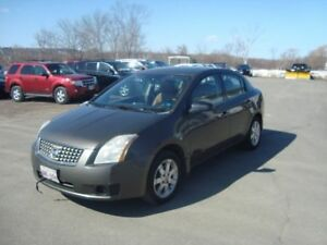 2007 NISSAN SENTRA S4DR $2500 TAX'S IN AS IS WHERE IS AS TRADED