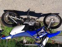 2011 Yamaha TTR 110