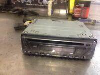 Jvc CD player headunit stereo