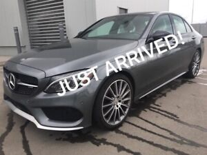 2018 Mercedes Benz C43 AMG 4MATIC Sedan