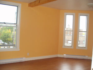 3.5 grand Sud-ouest Canal Lachine, tranquille, propre, ensoleil