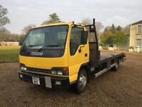 2003 '53' ISUZU NQR 70 7500KG GROSS RIGID BODY