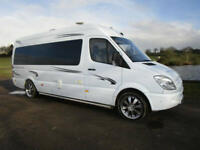 Mclaren Sportshomes Mercedes Race Van style Motorhome