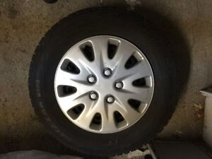 Honda Odyssey tires 235 / 65 r 16 West Island Greater Montréal image 1