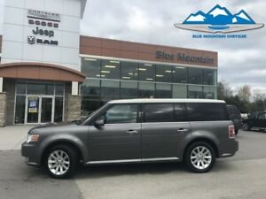 2010 Ford Flex SEL  CERTIFIED/ETESTED, LOCAL TRADE, SEATS 7