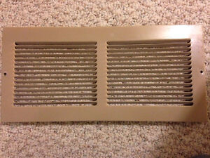 Cold air return vent cover