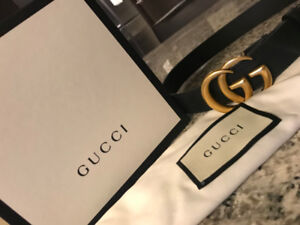 Authentic, Never Used, Gucci Belt
