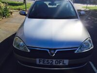 Mint 52 CORSA 1.2***full service history 8 service Stamp ..Feb MOT! New timing chain .**£750
