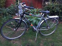 Thompson evolution unisex bike