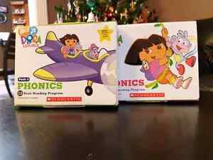 Dora the Explorer Phonics Reader Program