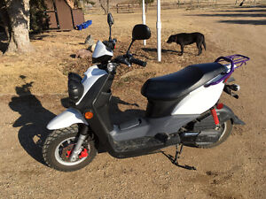 Yamaha 50 Scooter Excellent Condition