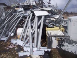 Always FREE Scrap Metal and Appliance Pickup