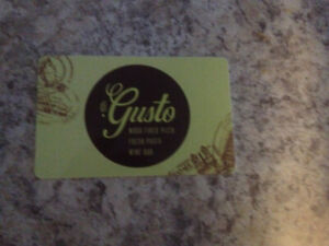 DiGusto GIFT CARD - $100