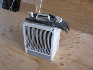 Shop HEATER- ***SOLD***