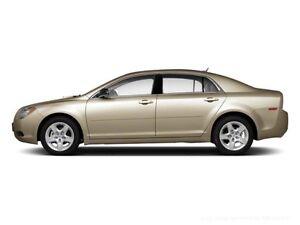 2011 Chevrolet Malibu LT Platium Edition