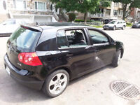 Golf 2007 Volkswagen Rabbit Berline