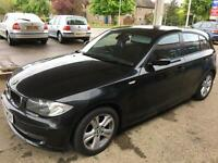 2007 BMW 120 2.0TD (Dynamic pk) d SE Full Service - MOT UNTIL: 04 April 2018