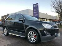2012 Vauxhall Antara 2.2 CDTi SE Nav AWD 5dr Auto SUV Diesel Automatic