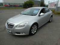 VAUXHALL INSIGNIA SRI 160 DIESEL MANUAL 5 DOOR