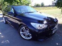 2013 BMW 5 Series 520d M Sport 5dr Step Auto 20in Alloys! Pro Nav! 5 door Ha...