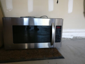 microwave oven, LMV2081SS  / 01
