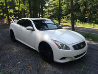 2010 Infiniti G37S Coupé 3.7L V6 330HP - 17500$ NEGOTIABLE