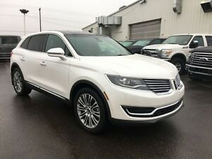 2016 Lincoln MKX RESERVE   - Certified - Low Mileage