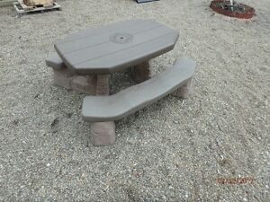 "For Sale; Kid's ""STEP 2"" picnic table"