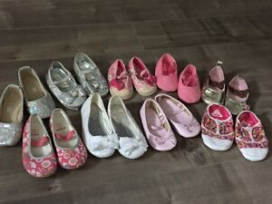 SOULIERS/CHAUSSURES TOUTES TAILLES 0-8