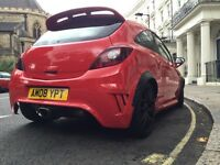 Corsa vxr not gti, rs or type r
