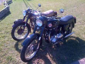 1955 Ariel 650 Huntmaster