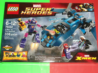neuf scellé LEGO SET 76022 X-Men vs The Sentinel SUPER HÉRO