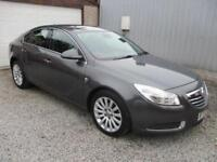 2010 Vauxhall Insignia 2.0 CDTi SE Nav [160] 5dr DIESEL, HATCHBACK 5 door Hat...